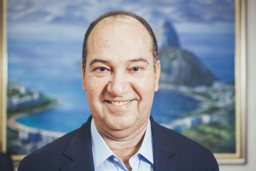 Pastor Everaldo, candidato à Presidência pelo PSC (Gabriel Cabral/Folhapress)