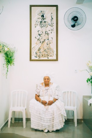 Mãe Juju de Oxum: 'O abuso dos crentes está demais' (Gabriel CabralFolhapress)